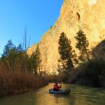 Packrafting Spain